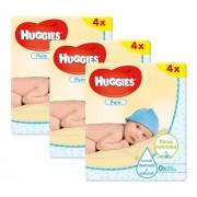Huggies Toallitas Pure Huggies 672 Uds 0m+