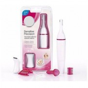 Sensitive Touch Eyebrows Underarms Electric Trimmer /Epilator For Women Hair Remover
