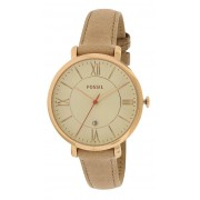 Fossiles Jacqueline Leather mens Watch ES3487