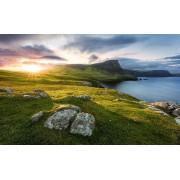 Komar Scottish Paradise Vlies Fotobehang 450x280cm 9-banen