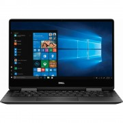 Laptop DELL, INSPIRON 7386, Intel Core i7-8565U, 1.80 GHz, HDD: 256 GB, RAM: 8 GB, webcam