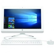 Ordenador All In One Hp 20-c409ns Amd A4-9125 19.5'' / 2.3 Ghz/ 4gb/ 1tb/ Wifi/ W10/ Blanco Nieve