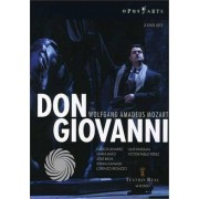 Video Delta MOZART - DON GIOVANNI - DVD
