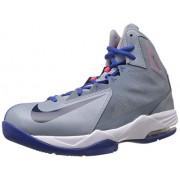 Nike Men's Air Max Stutter Step 2 Dove Grey,Obsidian,Game Royal,Bright Crimson Basketball Shoes -10 UK/India (45 EU)(11 US)
