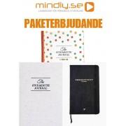 5 Minute Journal + Productivity Planner + 5 Minute Journal for Kids (Paketerbjudande)