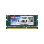 Memorie DDR3 SODIMM Patriot 4 GB 1333MHz CL9