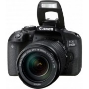 Canon EOS-800D kit 18-135mm IS STM
