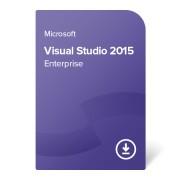 Microsoft Visual Studio 2015 Enterprise, C5E-01174 elektronikus tanúsítvány