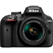 Nikon D3400 DSLR Camera with AF-P 18-55mm ASP VR II Lens