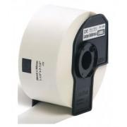 Printflow Compatível: Etiquetas Brother branco 38MM X 90MM 400UN (DK-11208)