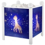 Магическа лампа Жирафчето Софи – Бяла 12 V