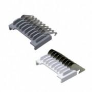 Set 2 Gratare Inaltatoare Metalice 1 5 mm and 4 5 mm pentru masina de tuns Moser Ermila Wella
