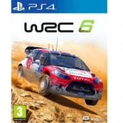 WRC 6, за PS4