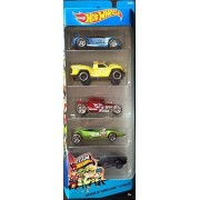 Hot Wheels Team Hot Wheels City Pack Awesome Rev Rod Animated Series 2015 Twin Mill Car Red Blue Green & Yellow