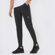 Asics Men's Tailored Pants - Phantom Heather - XL - Grey