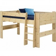 Steens For Kids Hochbett Massivholz 19 natur 614 M, 164 cm