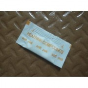 10 Piece White Heatsink mini Compound Thermal Paste Grease For PC