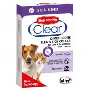 Bob Martin Clear collar antiparasitario para perros - Perros pequeños (35 cm)