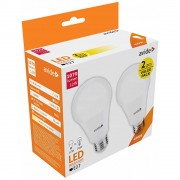 Avide Globe Twin Pack A60 E27 12W 4000K 1070lm LED-izzók (2 db)
