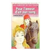 Sun Les jumelles de Sun valley Tome VIII : Pour l'amour d'un pur-sang - Francine Pascal - Livre