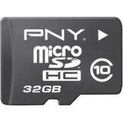 PNY MicroSD 32GB MicroSD Classe 10 memoria flash