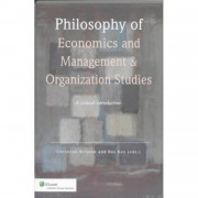 Philosophy of economics and management &
