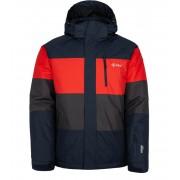 KILPI Pánská lyžařská bunda ORMES-M JM0143KIDBL Tmavě modrá S