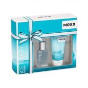 Mexx Ice Touch Woman 2014 confezione regalo Eau de Toilette 15 ml + doccia gel 50 ml donna