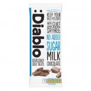 Diablo tejcsokoládé édesítőszerrel 85g hozzáadott cukor nélkül