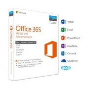 MICROSOFT Office 365 Personal 32-bit/x64 French Subscription 1 License France On