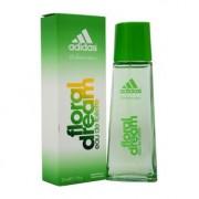 Adidas floral dream 50 ml eau de toilette edt spray profumo donna
