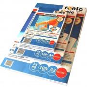 FOLIE DE LAMINAT 216x303 mm A4 RONIC, 125 microni A4 Folie laminare Top