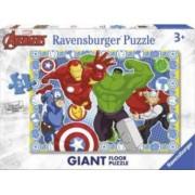 Puzzle RavensBurger Razbunatorii in Actiune