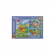 Puzzle 3x48 Winnie - Clementoni