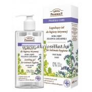 Green Pharmacy Pharma Care bőrnyugtató intim mosakodó gél tölgyfakéreg és zsálya kivonattal 300ml