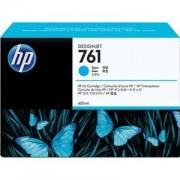 HP 761 400ml Cyan Ink Cartridge - CM994A