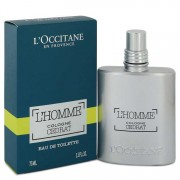 L'Occitane L'homme Cologne Cedrat Eau De Toilette Spray 2.5 oz / 73.93 mL Men's Fragrances 542931