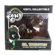"""My Little Pony Funko 5"""" Vinyl Figure: Dr. Whooves (Clear Glitter Variant)"""