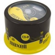 CD-R 52x 80min 50-pack cakebox