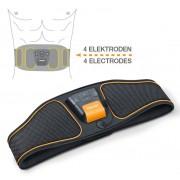 Centura abdominala Beurer EM37, 4 electrozi, 5 programe,