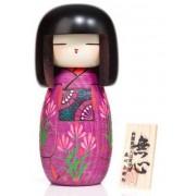 Japonská panenka Kokeshi Mushin 18 cm