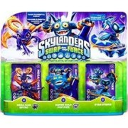 Set 3 Figurine Skylanders Swap Force Mega Ram Spyro Super Gulp Pop Fizz And Star Strike