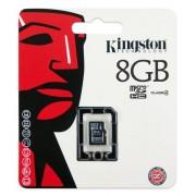 Micro SD Kingston class 4 Micro SDHC 8gb (SDC4/8GBSP)
