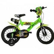 Детско колело NINJA TURTLES - 14 инча, Dino Bikes, 120116738