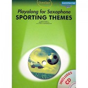 Music Sales Guest Spot Sporting Themes Play-Along