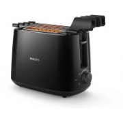 Philips HD2583/90 600 W Pop Up Toaster(Black)