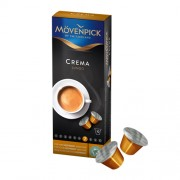 Capsule Movenpick Crema Lungo compatibile Nespresso® 10 buc