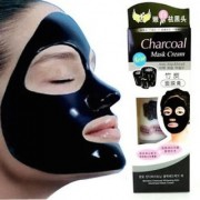 charcoal Bamboo Charcoal Oil Control Anti-Acne Deep Cleansing Blackhead Remover Peel Off Mask (130 g)