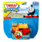 Fisher-Price Thomas and Friends Take N Play Ben
