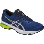 Asics Gt-1000 6 Running Shoes For Men(Blue, Silver, Navy)